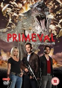 Primeval (5ª Temporada) - Poster / Capa / Cartaz - Oficial 1