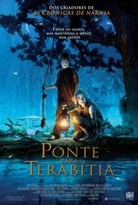 Ponte para Terabítia - Poster / Capa / Cartaz - Oficial 8