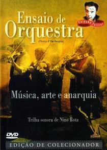 Ensaio de Orquestra - Poster / Capa / Cartaz - Oficial 4
