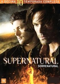 Sobrenatural (10ª Temporada) - Poster / Capa / Cartaz - Oficial 8