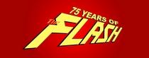 75 Anos do Flash - Poster / Capa / Cartaz - Oficial 2