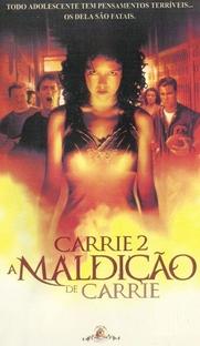 A Maldição de Carrie - Poster / Capa / Cartaz - Oficial 3