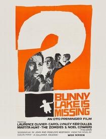 Bunny Lake Desapareceu - Poster / Capa / Cartaz - Oficial 9