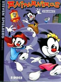 Animaniacs (3ª Temporada) - Poster / Capa / Cartaz - Oficial 1