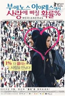 Medianeras: Buenos Aires da Era do Amor Virtual - Poster / Capa / Cartaz - Oficial 7