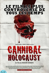 Holocausto Canibal - Poster / Capa / Cartaz - Oficial 13