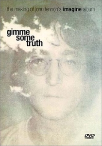 Gimme Some Truth: The Making of John Lennon's Imagine Album - Poster / Capa / Cartaz - Oficial 1
