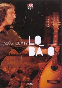 Acústico MTV - Lobão - Poster / Capa / Cartaz - Oficial 1