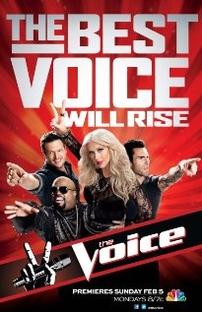 The Voice (2ª Temporada) - Poster / Capa / Cartaz - Oficial 1