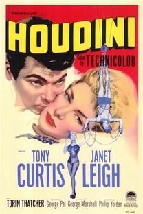Houdini, o Homem Miraculoso - Poster / Capa / Cartaz - Oficial 1