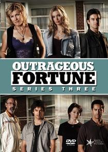 Outrageous Fortune - 3ª Temporada - Poster / Capa / Cartaz - Oficial 1