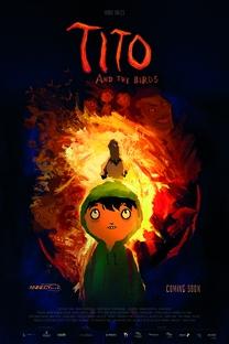 Tito e os Pássaros - Poster / Capa / Cartaz - Oficial 3
