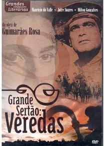 Grande Sertão Veredas - Poster / Capa / Cartaz - Oficial 1