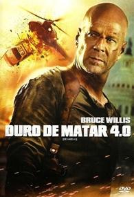Duro de Matar 4.0 - Poster / Capa / Cartaz - Oficial 2