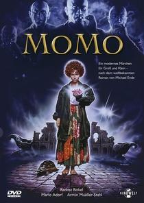Momo e o Senhor do Tempo - Poster / Capa / Cartaz - Oficial 3