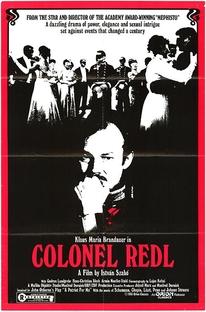 Coronel Redl - Poster / Capa / Cartaz - Oficial 7