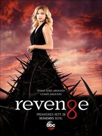 Revenge (4ª Temporada) - Poster / Capa / Cartaz - Oficial 2