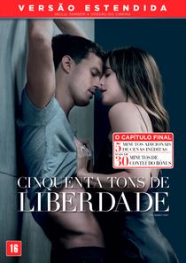 Cinquenta Tons de Liberdade - Poster / Capa / Cartaz - Oficial 8
