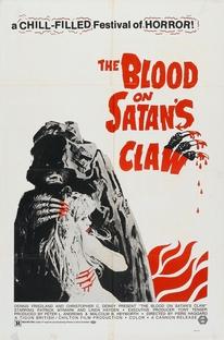 O Estigma de Satanás - Poster / Capa / Cartaz - Oficial 1