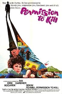 Permissão para Matar - Poster / Capa / Cartaz - Oficial 1