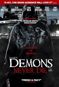 Demônios Nunca Morrem  - Poster / Capa / Cartaz - Oficial 3
