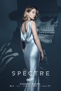 007 Contra Spectre - Poster / Capa / Cartaz - Oficial 9