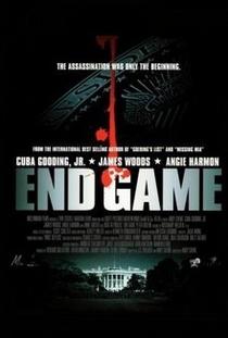End Game - Fim De Jogo - Poster / Capa / Cartaz - Oficial 2