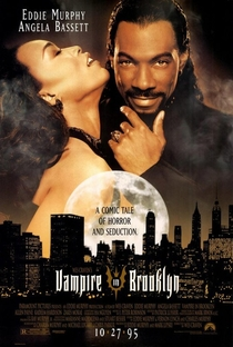 Um Vampiro no Brooklyn - Poster / Capa / Cartaz - Oficial 1