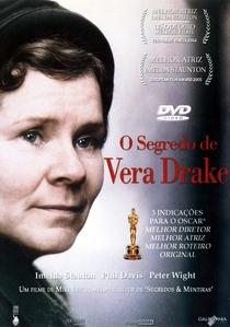 O Segredo de Vera Drake - Poster / Capa / Cartaz - Oficial 2