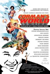 O Mundo de Corman: Aventuras de um rebelde de Hollywood - Poster / Capa / Cartaz - Oficial 2