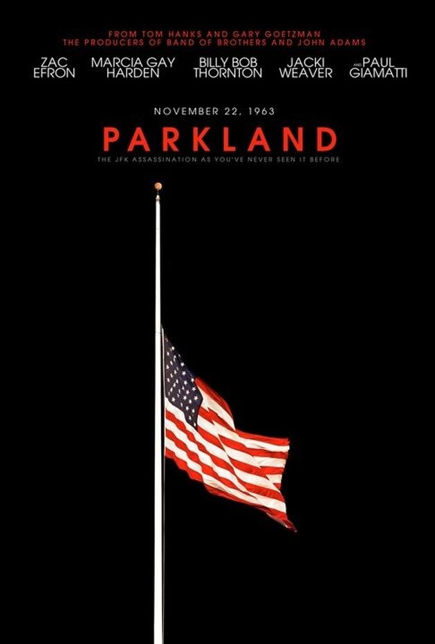 """Primeira cena e trailer legendado de """"Parkland"""" com Zac Efron e Tom Welling"""