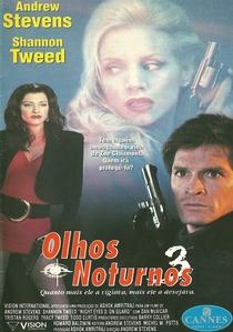 Olhos Noturnos 3 - Poster / Capa / Cartaz - Oficial 2