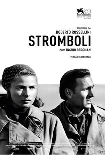 Stromboli - Poster / Capa / Cartaz - Oficial 10