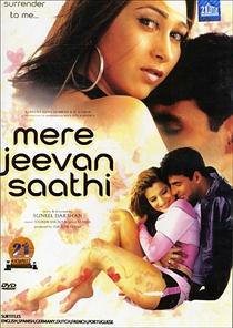 Mere Jeevan Saathi - Poster / Capa / Cartaz - Oficial 4