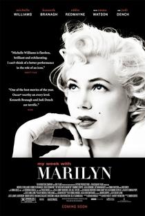 Sete Dias com Marilyn - Poster / Capa / Cartaz - Oficial 2
