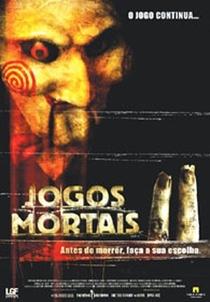 Jogos Mortais 2 - Poster / Capa / Cartaz - Oficial 5