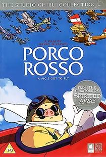 Porco Rosso: O Último Herói Romântico - Poster / Capa / Cartaz - Oficial 11