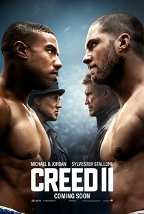 Creed II - Poster / Capa / Cartaz - Oficial 4