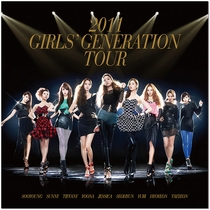 2011 Girls' Generation Tour - Poster / Capa / Cartaz - Oficial 2