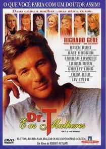 Dr. T e as Mulheres - Poster / Capa / Cartaz - Oficial 4