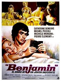 Benjamin, o Despertar de um Jovem Inocente - Poster / Capa / Cartaz - Oficial 5