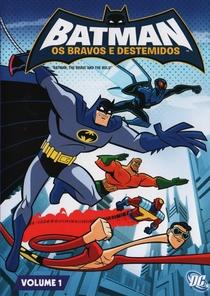 Batman: Os Bravos e Destemidos (1ª Temporada) - Poster / Capa / Cartaz - Oficial 4
