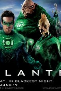 Lanterna Verde - Poster / Capa / Cartaz - Oficial 22
