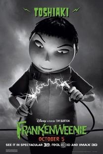 Frankenweenie - Poster / Capa / Cartaz - Oficial 14
