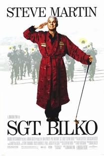 Bilko - O Sargento Trapalhão - Poster / Capa / Cartaz - Oficial 1