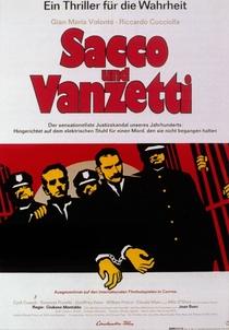 Sacco e Vanzetti - Poster / Capa / Cartaz - Oficial 3