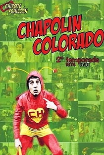 Chapolin Colorado (2ª Temporada) - Poster / Capa / Cartaz - Oficial 1