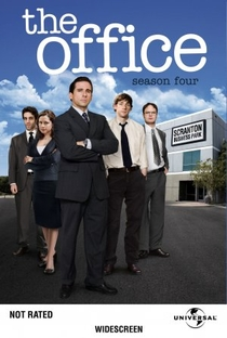 The Office (4ª Temporada) - Poster / Capa / Cartaz - Oficial 1