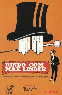 Rindo com Max Linder - Poster / Capa / Cartaz - Oficial 1