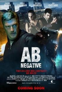 AB Negative - Poster / Capa / Cartaz - Oficial 1